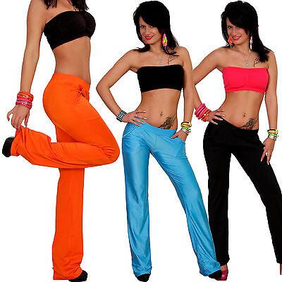 Dance Hose Jazz Fitness Sport Pants Tanzen Samba Gymnastik Cargo Jazzpants Neu