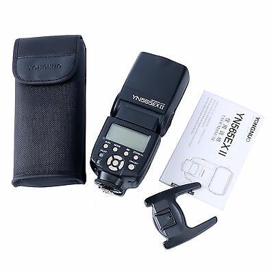 YONGNUO With High Guide Number For Canon 6D 7D,  YN-565EX II TTL Flash Speedlite