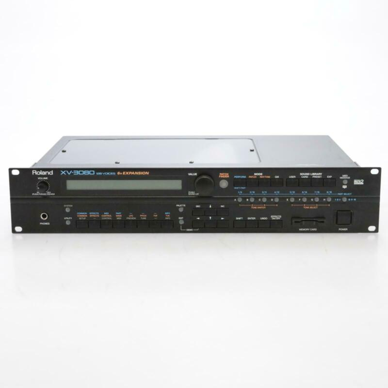 Roland XV-3080 128-Voice 6x Expansion Synthesizer #45135