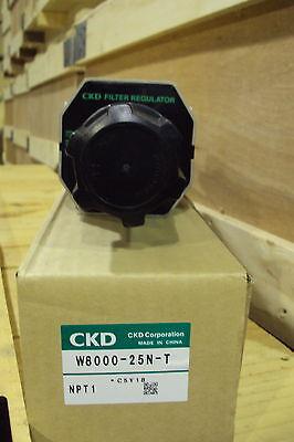 Ckd Filter Regulator W8000-25n-t