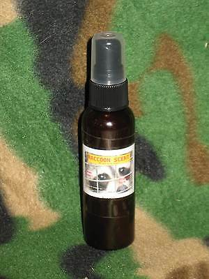 COON URINE  2oz  For Trapping Raccoons and as a cover scent