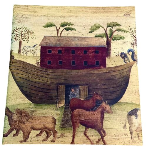 Noah's Ark Baby Photo Album - 18 Pages by Carol Endreas