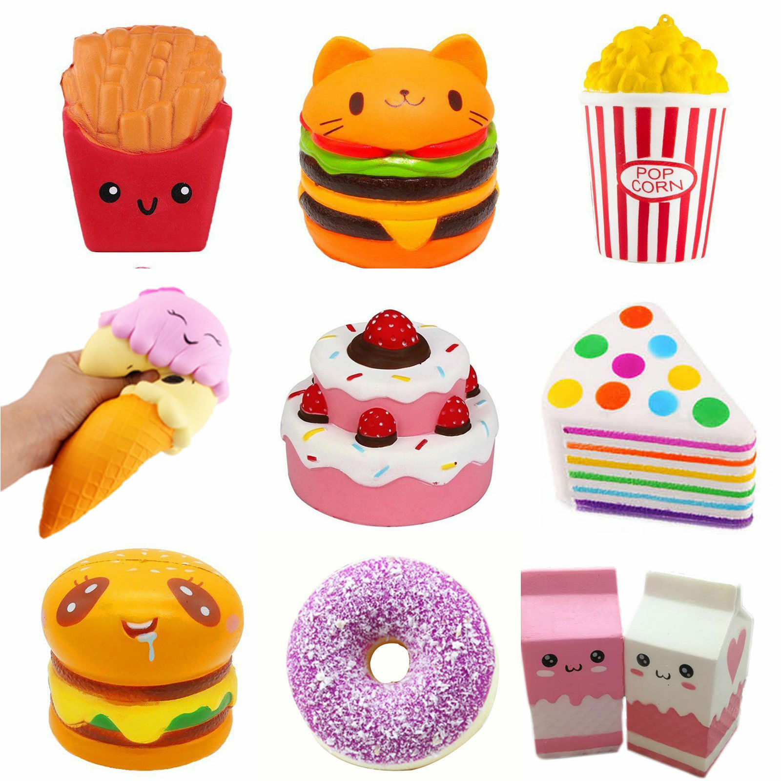 A Toy Donut Shop For Kids