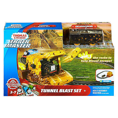 Thomas And Friends Track Master Tunnel Blast Set NEW IN STOCK
