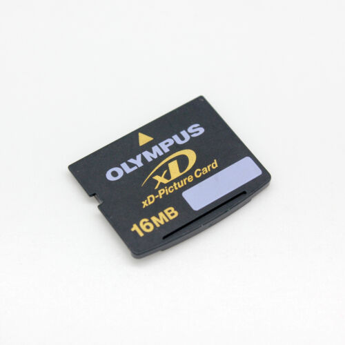 Olympus 16MB XD-Picture Card For Olympus & Fujifilm Old Cameras