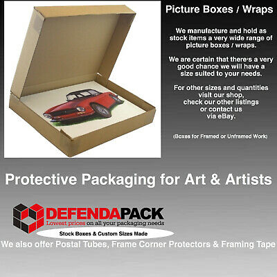 PICTURE SHIPPING BOXES 1 x 26x2x34