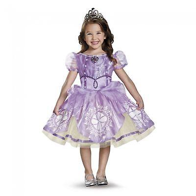 Girl's Disney Princess Rapunzel Halloween Costume Tutu Dress Headband XS Small](Rapunzel Costume Halloween)