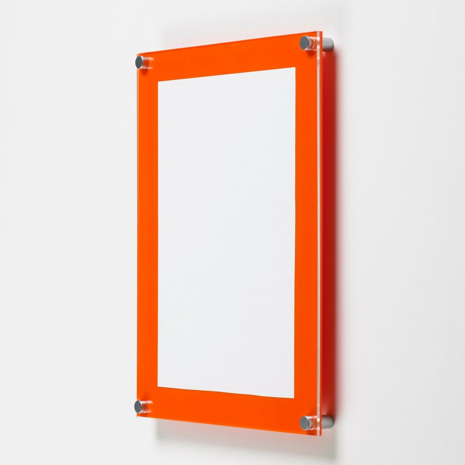 A3 A4 A5 Acrylic Photo Frames Perspex Wall Picture Holder