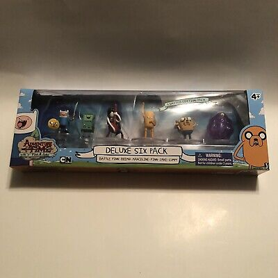 Adventure Time Deluxe Six 6 Pack 2