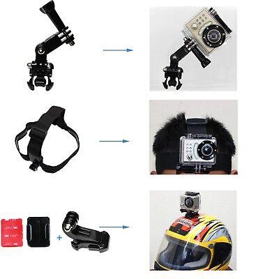 Купить LotFancy - Accessories Kit Mount for Gopro go pro hero 7 6 5 Session 4 SJCAM/Xiaomi yi EKEN
