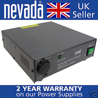 Nevada PS23-SW1 23amp lightweight 13.8v PSU