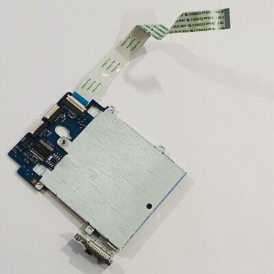 HP EliteBook 2570p Card Reader & LED Board mit Kabel Kartenlesegerät E89382 gebraucht kaufen  Balve
