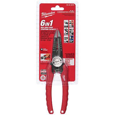 Milwaukee 48-22-3079 Gen II 6in1 Combination Wire Plier New