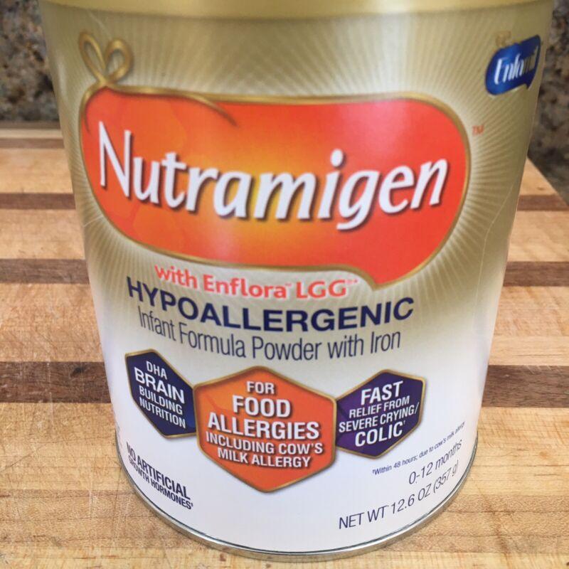 Nutramigen baby formula
