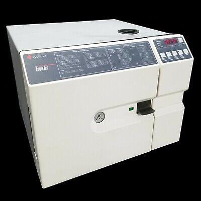 Steris Amsco E10ap Eagle Ten Steam Autoclave Sterilizer W Tray Dentaltattoo