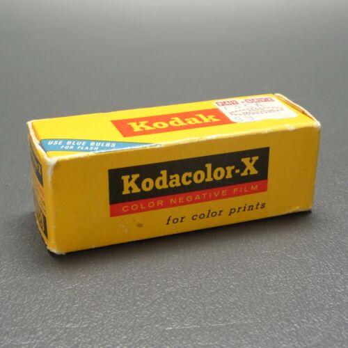 Kodak Kodacolor-X CX 620 Film Roll ASA 80 20 DIN