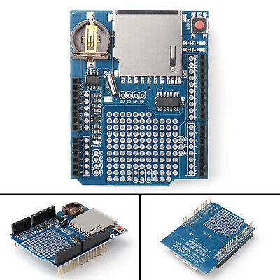 1pcs Recorder Data Logger Module Logging Shield Xd-204 For Arduino Uno Sd Usa