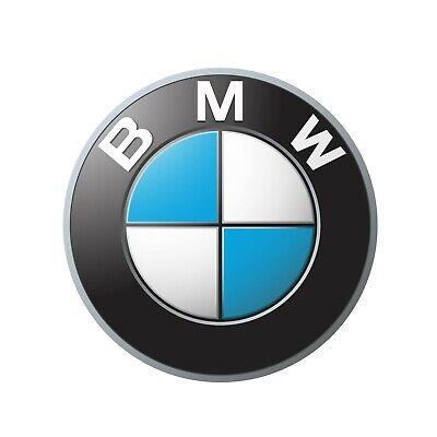 BMW Logo Wall Decal Truck Vehicle Window Car Decor Laptop 3M Sticker LO229 Decal Car Truck Window