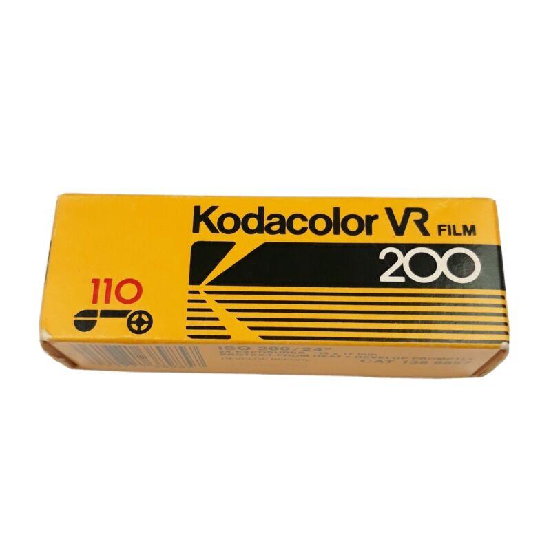 Vintage Kodak 110 Kodacolor Color 200 Print Film
