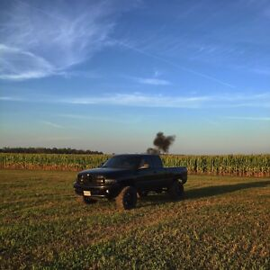 Fuel Kranks and toyo open country m/t's
