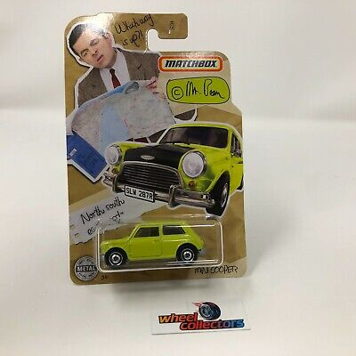 Mini Cooper Mr. Bean #30 * 2020 Matchbox Case W * JD13
