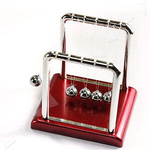 Classic-Office-Desk-Educational-Science-Newtons-Cradle-Balance-Ball-Toy-Gift-W71