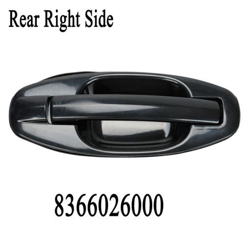 Genuine Hyundai Parts 83660-26000 Passenger Side Rear Door Handle Outer