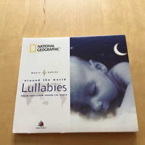CD LULLABIES Around the World  NATIONAL GEOGRAPHIC