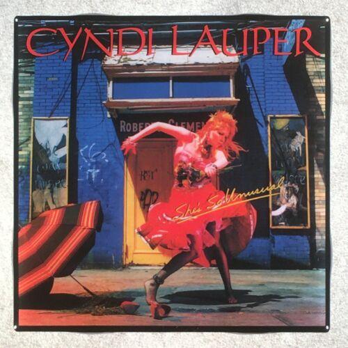 CYNDI LAUPER She
