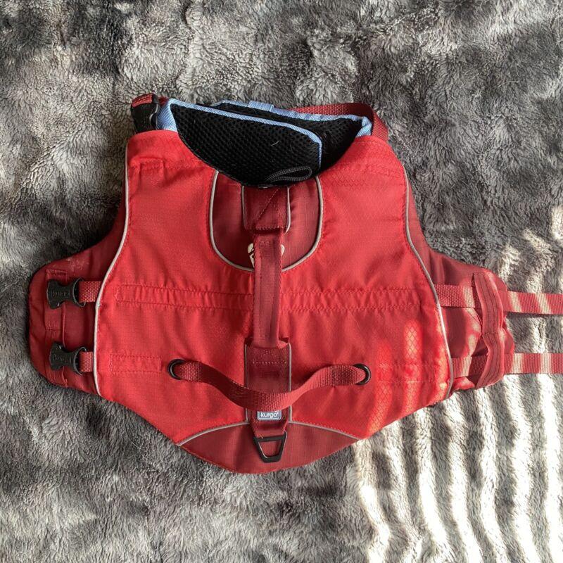 Kurgo Surf N Turf Dog Life Jacket and Coat—Size: Small