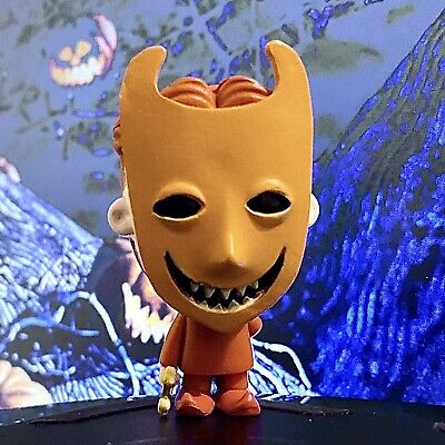 Lock from Funko Pocket Pop Nightmare Before Christmas Advent Calendar