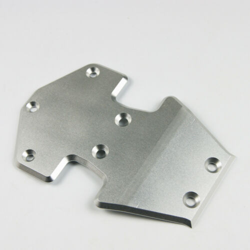 Aluminium+Alloy+Wide+Front+Guards+brace+skid+plate+for+losi+5ive+t+LT+X2