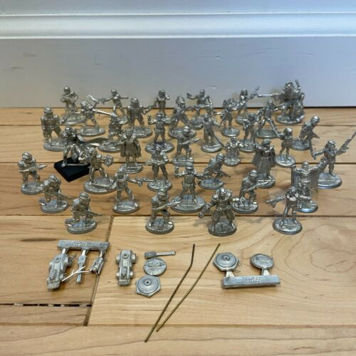 Vintage Ral Partha Minature Lot (37) 1991 & 1992