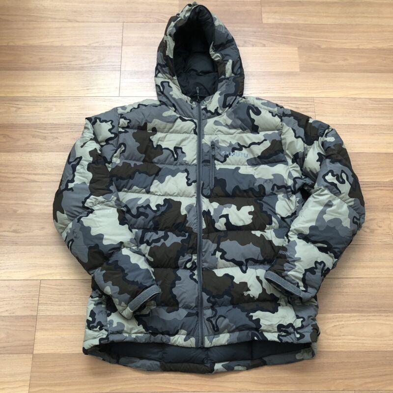 Kuiu Super Down Pro Hooded Jacket Vias Hunting Outdoors Men's 3XL