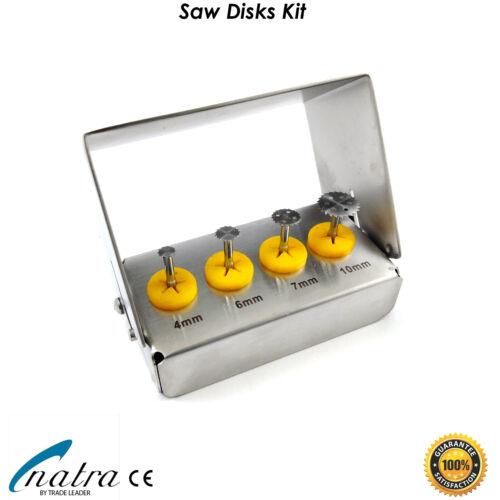 Dental SAW DISKS Kit Bone Expander Sinus Lift Surgical Implants Instruments