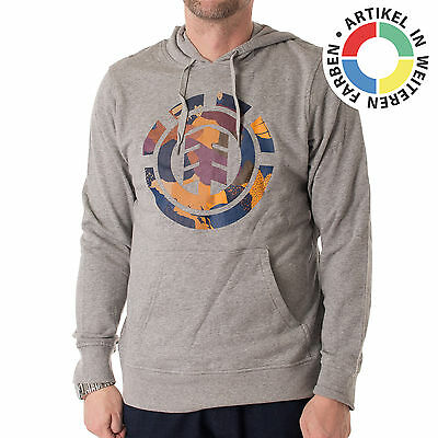 Element Cut Out Icon HO Hoodie Herren Kapuzenpullover, 32919 Icon Pullover Hoodie