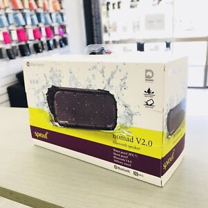 BRAND NEW SPROUT NOMAD V2.0 WATER PROOF BLUETOOTH NFC SPEAKER Nerang Gold Coast West Preview