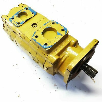 Parkercommecial Oem Re-manufactured Double Hydraulic Pump P50 13-5030-002