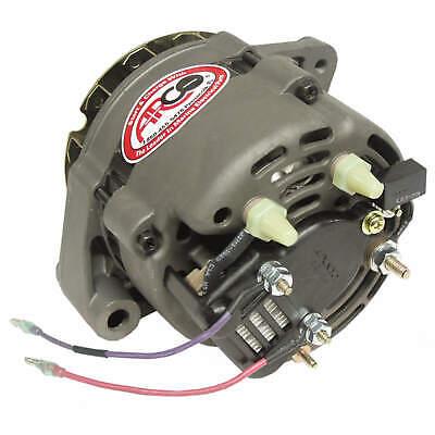 Arco 65050 Mercruiser 75 Amp 12 Volt High Output Alternator