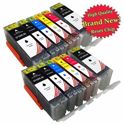12 PGI-250XL CLI-251XL Ink For Canon Pixma MG6420 MX922 MG5520 MG6320 printer