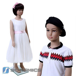 Schaufensterpuppe Kinder Schaufensterfigur Manichino child Mannequin Kind MKIS02