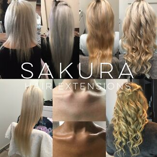 Sakura Hair Extensions!