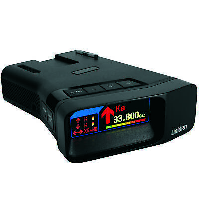 Uniden R7 Long Range Police Laser & Radar Detector na may Arrow Alert