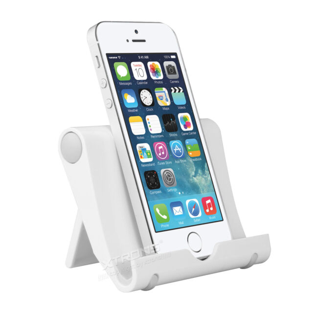 Portable Stand Cradle Holder For iPhone 6/6 Plus/5/5s Samsung Phone iPad Tablet