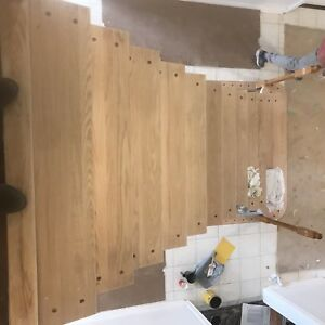 FLOORING STAIRS & painting deals