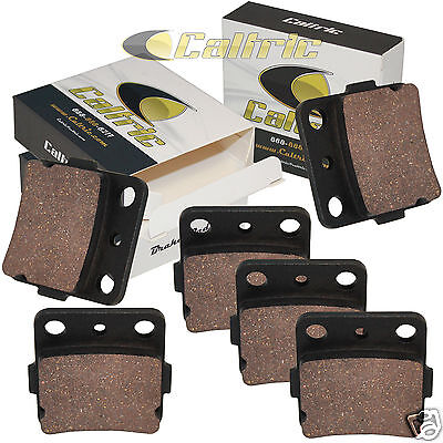 Brake Pads FITS HONDA TRX300EX TRX 300 X FOURTRAX 1993-2008 Front Rear Brakes
