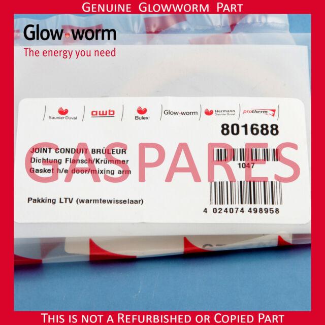 Glowworm Gas Spare Gasket Part No 801688 - Genuine - New