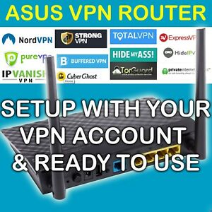 ⭐ ASUS VPN ROUTER PROTECT YOUR PRIVACY & BETTER THAN DDWRT FREE VPN SETUP