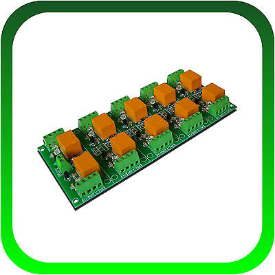 12v 10-channel Relay Module Switch Board For Arduino Pic Arm Avr