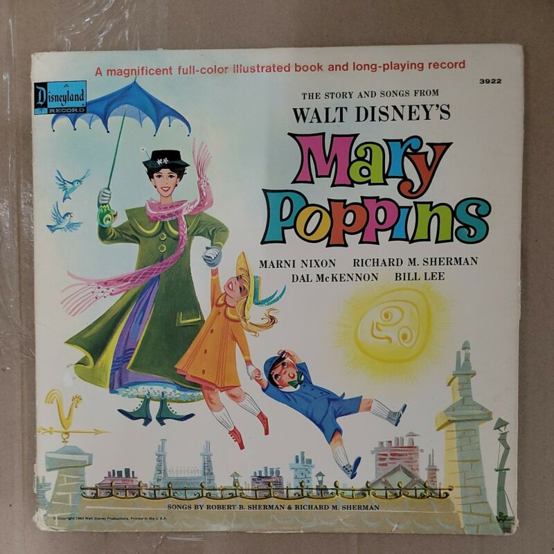 The Story And Songs From Walt Disney